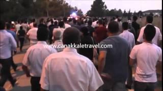 Çanakkale Belediye Başkanı Ülgür Gökhan'ı Linç Ediyorlardı