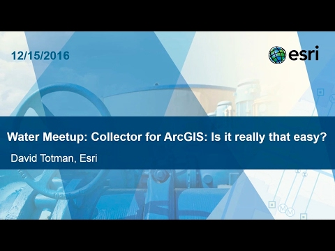 How to Get Started with Collector for ArcGIS | Web Maps
