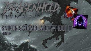 Sniker ESO - Medium Stamblade PvP Build for DRAGONHOLD - CP PvP BiS