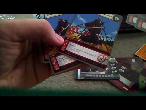 Appreciating and Unboxing Naruto Shippuden: The Board Game