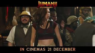 Video Jumanji: Welcome to the Jungle - in cinemas 21 December download MP3, 3GP, MP4, WEBM, AVI, FLV Maret 2018