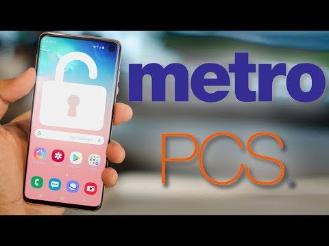 How To Unlock Metro PCS Samsung Galaxy S10 Plus, S10, S10E & Other Models Permanently Via USB