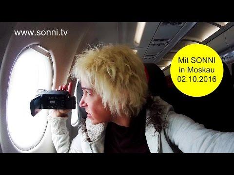 Mit SONNI in Moskau – Teil 1 (02.10.2016) von und mit Sonja Hubmann