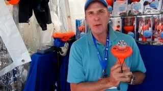 Catamaran Guru Talks With Sirius Signal - Annapolis Sailboat Show 2015