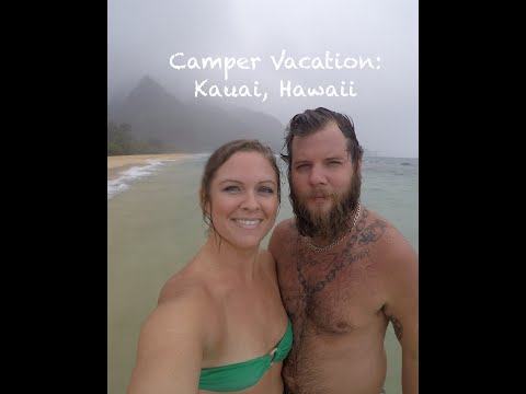 Ep. 2 Hawaiian Vacation: Because You Can't Drive the Camper Everywhere
