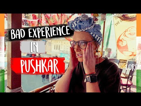 Our First Bad Experience in India ...
