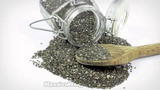 Chia Seeds for Weight Loss - The Super Benefits Of Chia Seeds + A Recipe [HD]