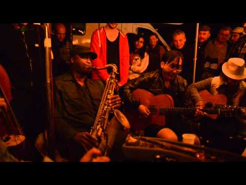 Late night jam session with James Carter in Samoreau #4 - Samois sur Seine 2015
