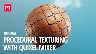 Gambar cover Quixel Mixer: Procedural Texturing
