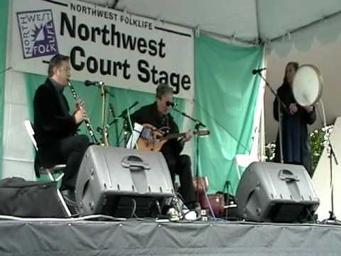 Greek song at Northwest Folklife Festival