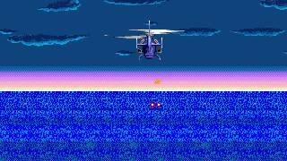 Super Thunder Blade playthrough - Sega Mega Drive/Genesis