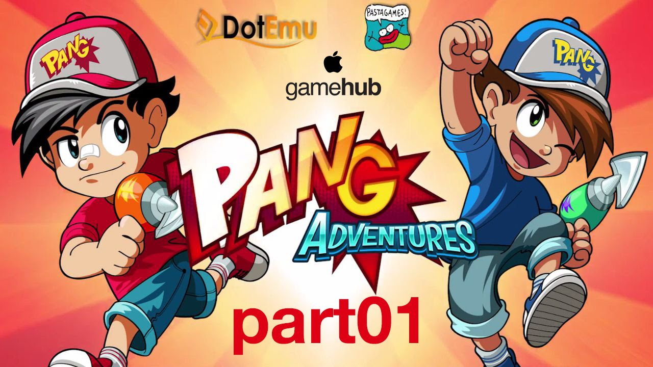 Pang Adventures iOS Gameplay Walkthrough - Part 1 (Bora Bora/Level 1-15) #1