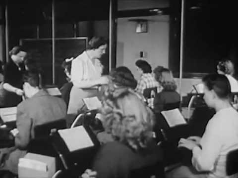 Telephone and Telegraph 1946 Eduational Film - CharlieDeanArchives / Archival Footage