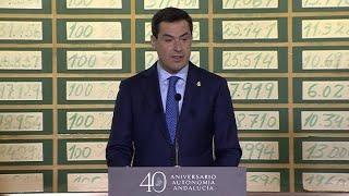 Antonio Burgos y Curro Romero, Hijos Predilectos de Andalucía