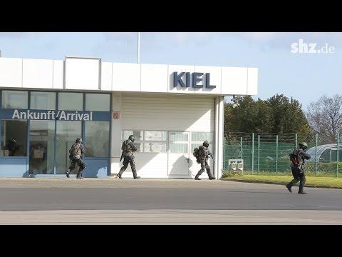 "Übung ""Pandora"": Riesige Anti-Terror-Simulation in Kiel"