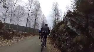 Starten i Dalsland X-Country 2013