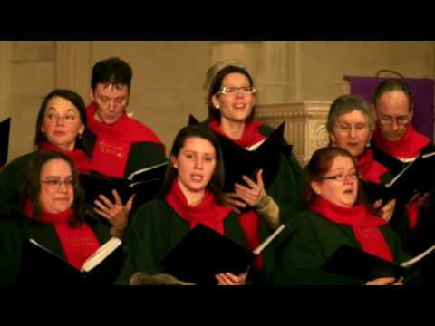 O Holy Night  Minuit, chrétiens  The Stairwell Carollers arranged  Pierre Massie