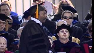 Pomona College Commencement 2012
