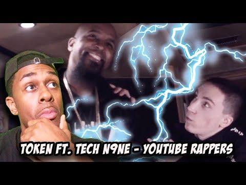 Token - Youtube Rapper ft. Tech N9ne reaction