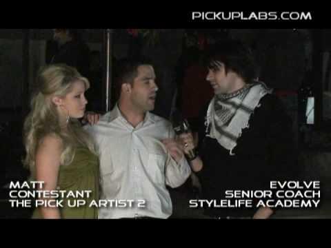 VH1's The Pick Up Artist - wingman tips from Matt and Greg