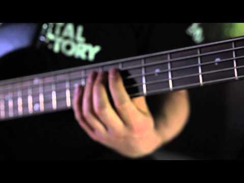 Epica bass play through