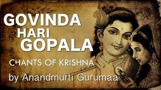 Krishna Bhajan | Govinda Hari Gopala | Krishna Chant