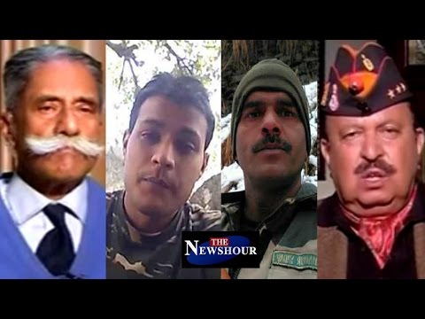 CRPF Jawan's Video - Has India Abandoned Its Soldiers?: The Newshour Debate (12th Jan)