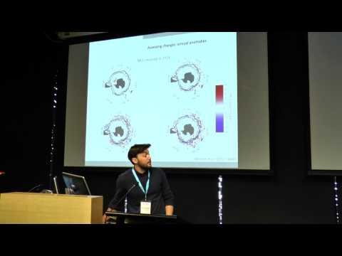 JB. Sallee: Upper Ocean Temperature, salinity and Stratification