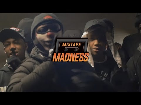 PMO (Rilla x AJ x SN)- Hands In The Air (Music Video) | @MixtapeMadness