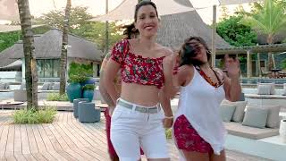 Terence, Odile et Sandrine / Impro de Salsa Cubaine / Maykel Blanco - Dale Lo Que Llieva / Mauritius
