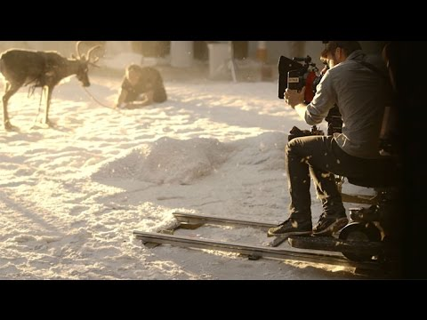 M&S: Behind the scenes | M&S Christmas Ad