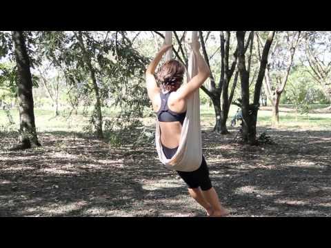 Yoga Aereo São Paulo - Aerial Yoga - Sinergia