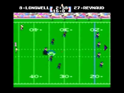NES Tecmo Super Bowl 2010 - Minnesota Vikings - Week 14