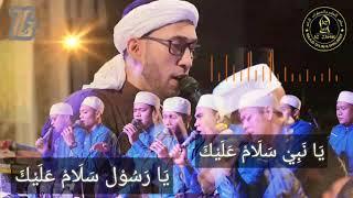 Wow😱!!!Az zahir terbaru hattimu sholallah ala muhammad versi festival hadroh || LIRIK