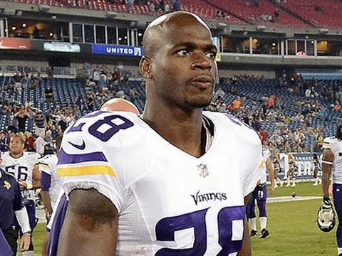 Attorney: Vikings Adrian Peterson Indicted