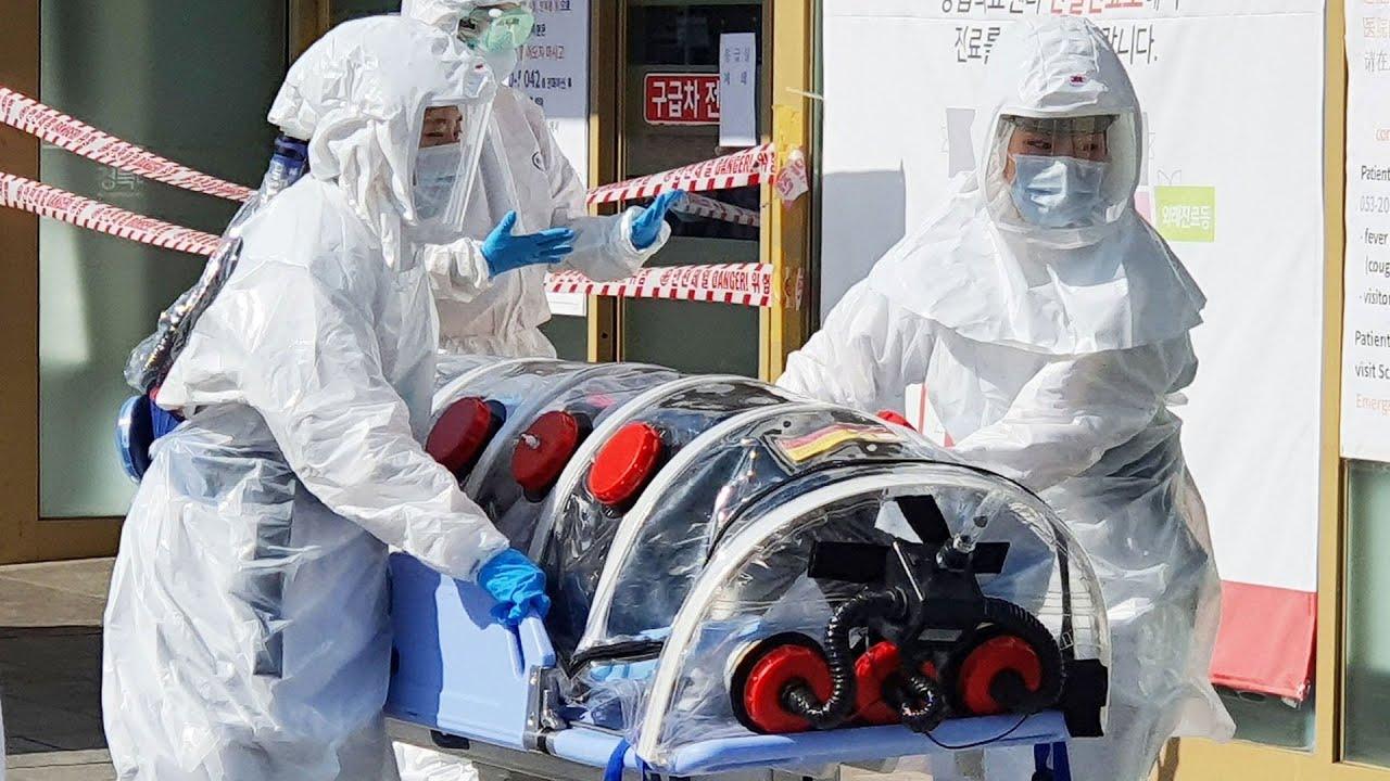 Image result for Virus Tầu bùng phát tại Nam Hàn, dân chúng Daegu được yêu cầu đừng ra khỏi nhà
