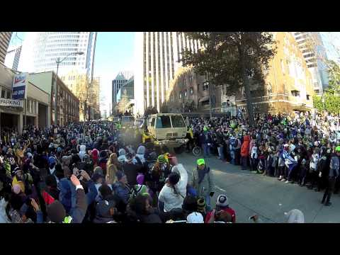 Seattle Seahawks Super Bowl Parade