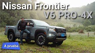 Nissan Frontier V6 PRO4X 2022  Una ansiada y necesaria actualización | Autocosmos