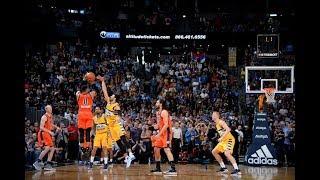 Russell Westbrook Game Winner vs Nuggets! EPIC!!!