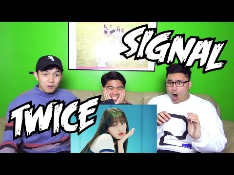Thumbnail: TWICE - SIGNAL MV REACTION (FUNNY FANBOYS)
