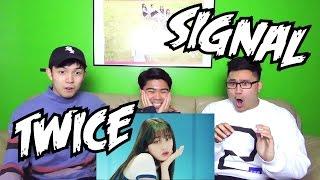 TWICE - SIGNAL MV REACTION (FUNNY FANBOYS)