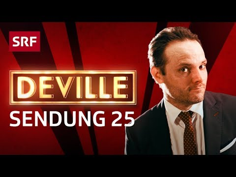 Ein gutes Late-Night-Investment am Comedy-Freitag - Folge 20 - #deville