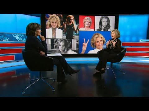 Jane Fonda: Therapy is key to overcoming past sexual abuse