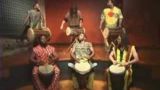 Akaran Iko Iko rhythm sample - Soli (rapide) fast