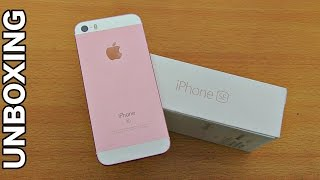 iPhone SE Unboxing, Setup & First Look! (4K)