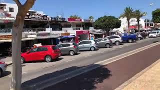 Puerto del Carmen on a Sunny Day