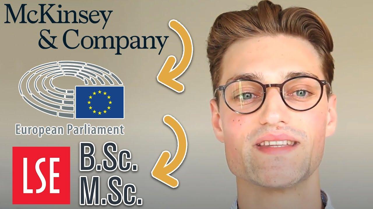 Ask a Philosophy & Business LSE Student (ex McKinsey/European Parliament)