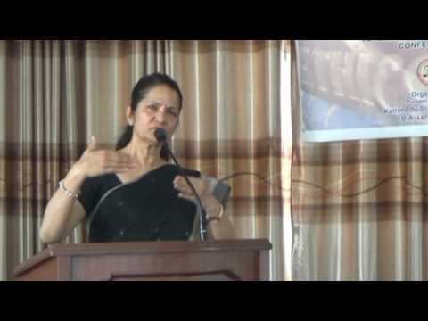 Lawyers' Code of Conduct in Nepal, Prof  Geeta Pathak