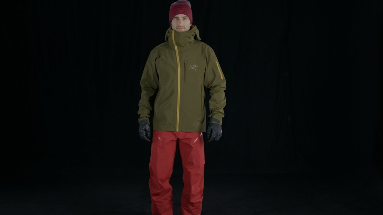 Arc'teryx Sabre Jacket Review | OutdoorGearLab