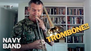 Why you should choose the trombone!